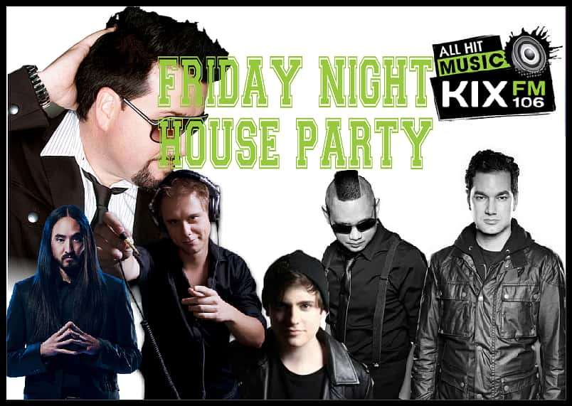 FRIDAY NIGHT HOUSE PARTY REVISED