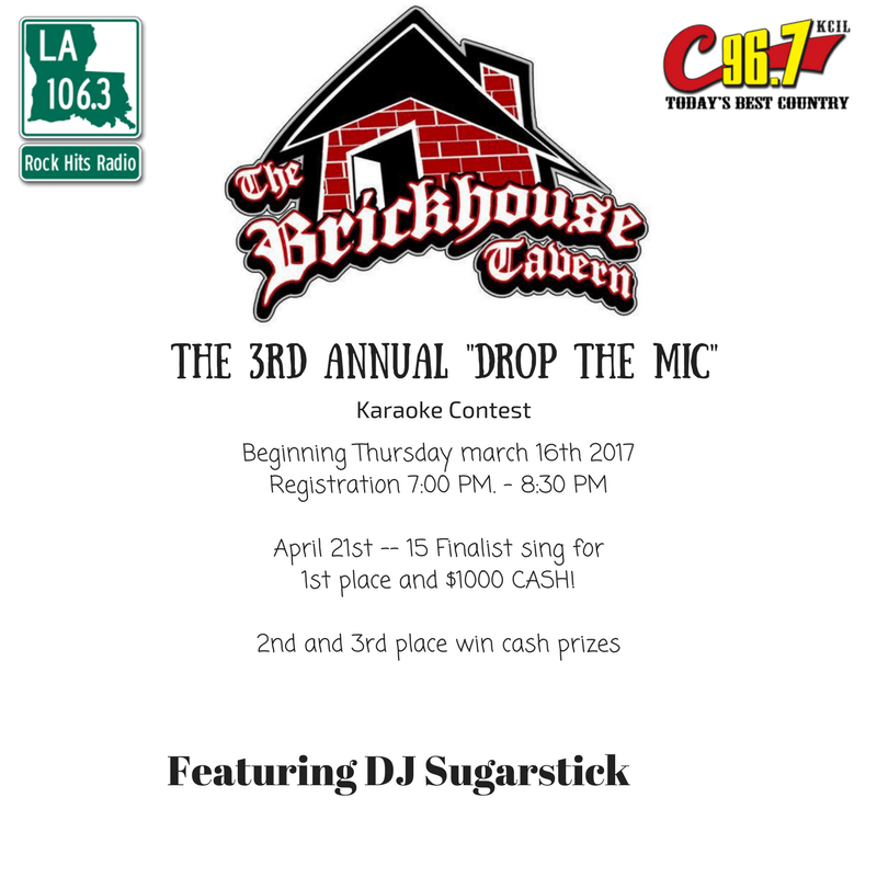 3rd annual drop the mic