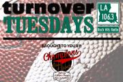 Turnover Tuesdays