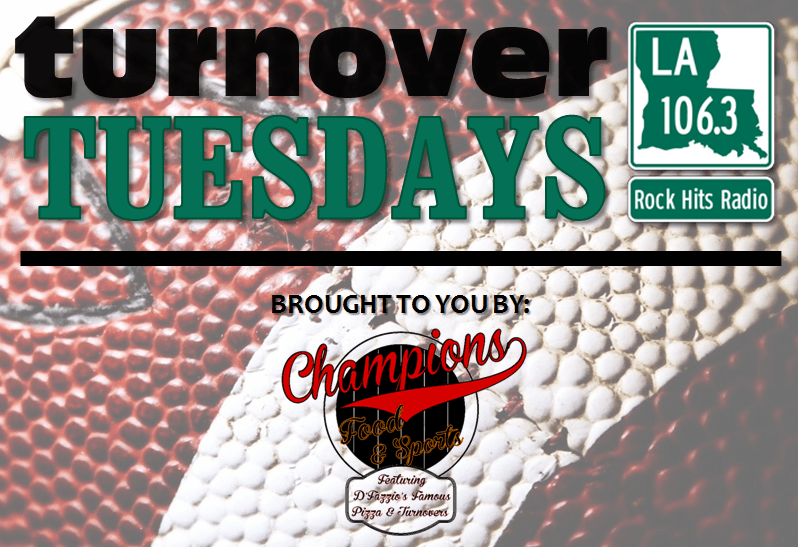 Turnover Tuesdays
