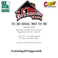 3rd annual drop the mic