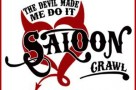 VA city's devil made me do it saloon crawl 2016