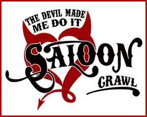 VA city's devil made me do it saloon crawl 2016