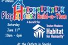 playhouse build-a-thon