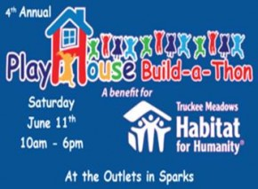 playhouse build-a-thon