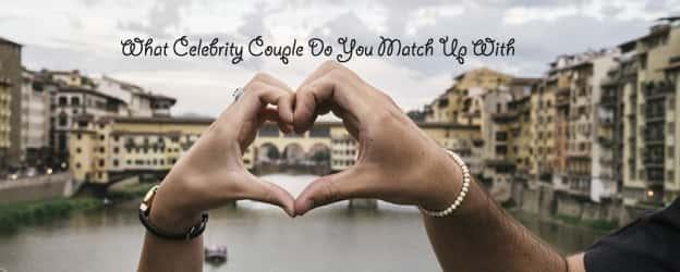what celeb couple do you match