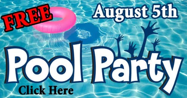Pool Party Flipper FREE