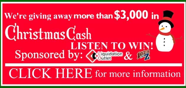 Flipper Christmas Cash 2015