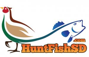 HuntFishSD Color Logo