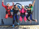 Skydiving with our PLAY listener Lauren Miles!