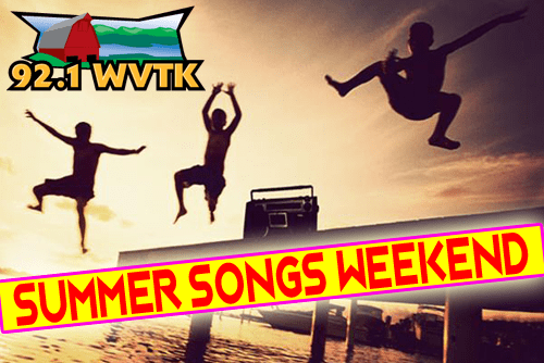 Summer Songs Weekend