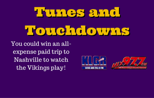 Tunes and Touchdowns