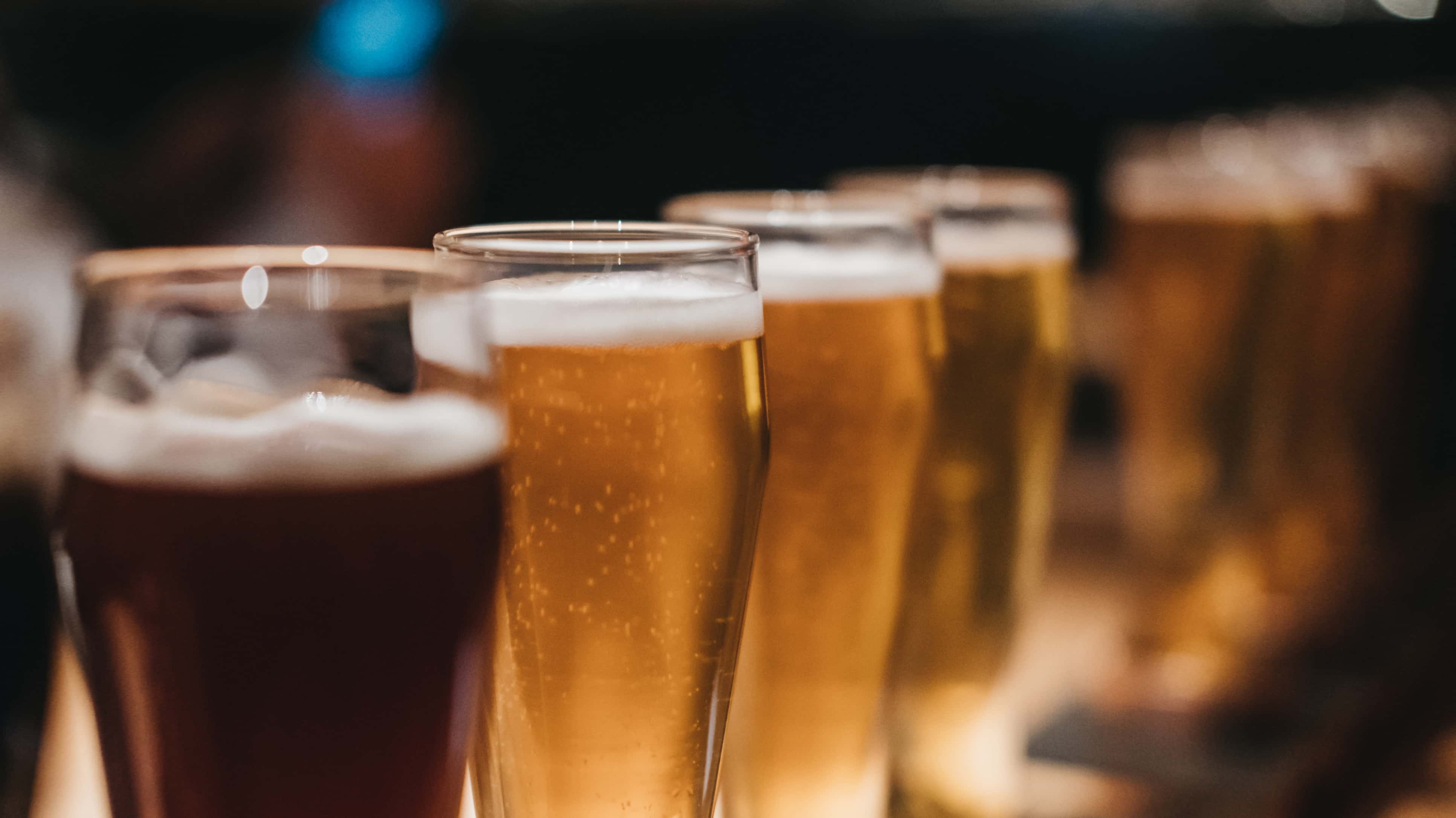 World Cup Fans Drinking Moscow Dry, Straining Bars Beer Supplies