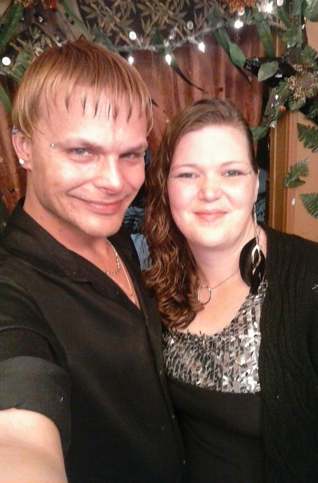 Dusty.and Carla Stewart