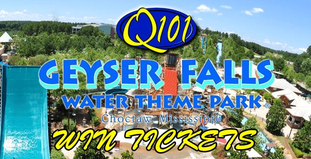 Geyser Falls Q101