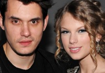 NEW YORK - DECEMBER 08:  Musicians John Mayer (L) and Taylor Swift attend the launch of VEVO, the world's premiere destination for premium music video and entertainment at Skylight Studio on December 8, 2009 in New York City.  (Photo by Dimitrios Kambouris/Getty Images for VEVO)