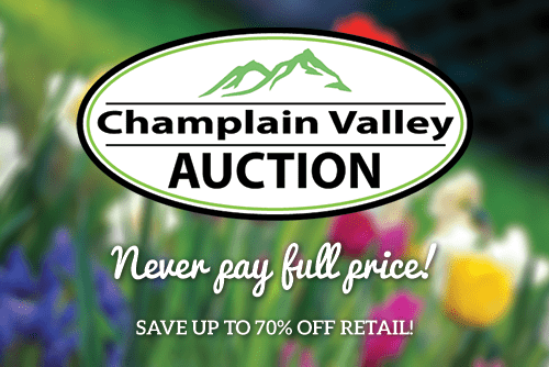 CHAMPLAIN VALLEY AUCTION