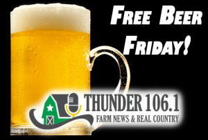 Free Beer Friday