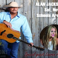 Alan Jackson Scheels New Logo