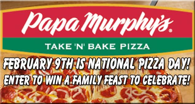 Papa Mutphys National Pizza Day Flipper copy