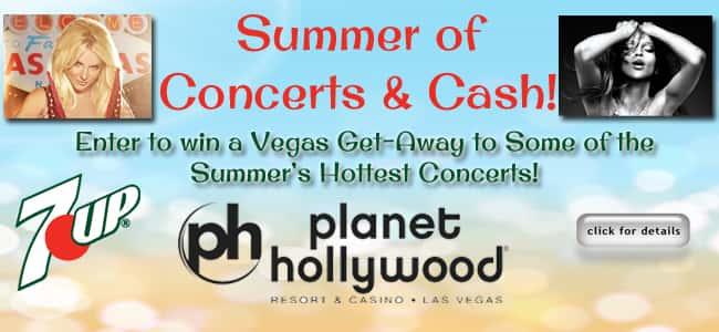 Concerts and cash flipper copy