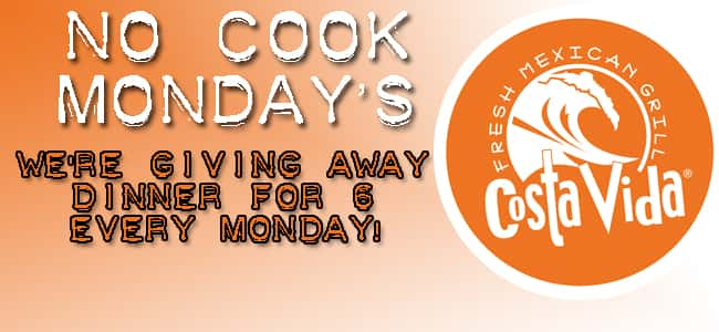 No Cook Mondays Costa Vida Flipper copy