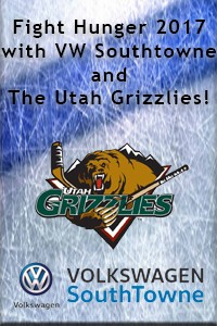 Fight Hunger VW Grizz Info Post