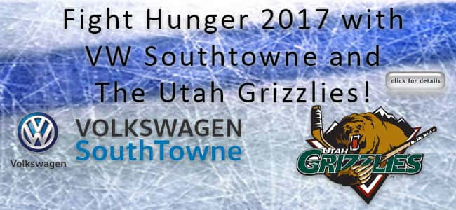 Fight Hunger VW Grizz