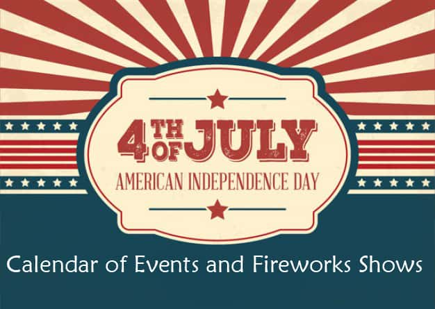 4th of July Events!