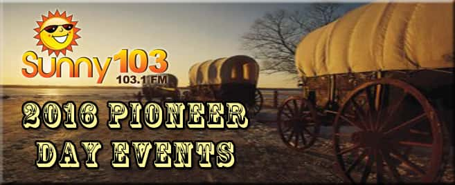 Pioneer Day  2016 Events Sunny copy