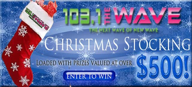 Christmas Stocking Flipper 2016 WAVE copy