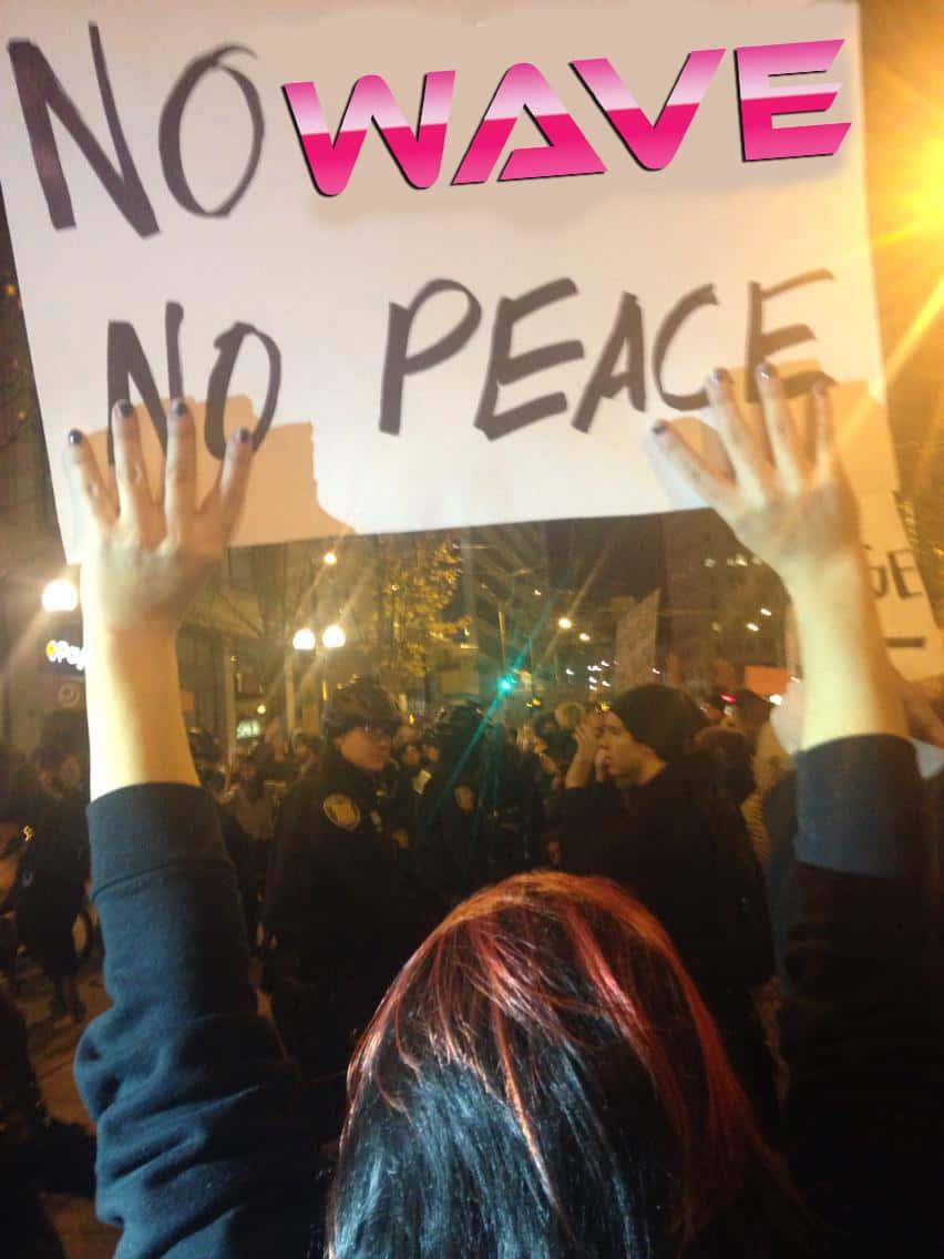 Wave unrest