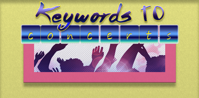keywords slider 4