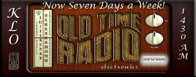 Old Time Radio Flipper NEW copy