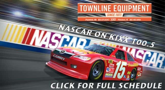 NASCAR Banner 2