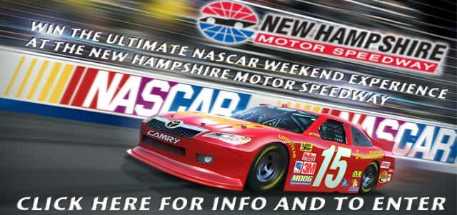 KIXX NASCAR GRAPHIC AND VERBIAGE
