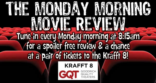 MovieReviewMonday