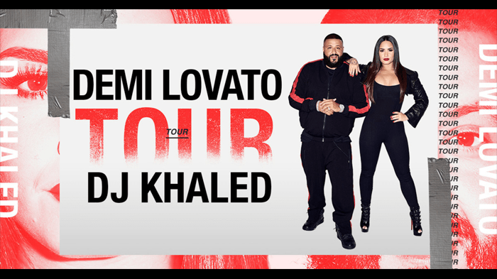 Demi Lovato Dj Khaled With Special Guest Kehlani