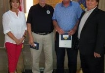 RCF Employees honored