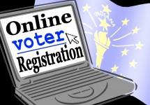 online voters registration
