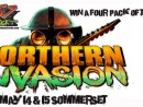 Northern Invasion 2016 flipperfourpack copy