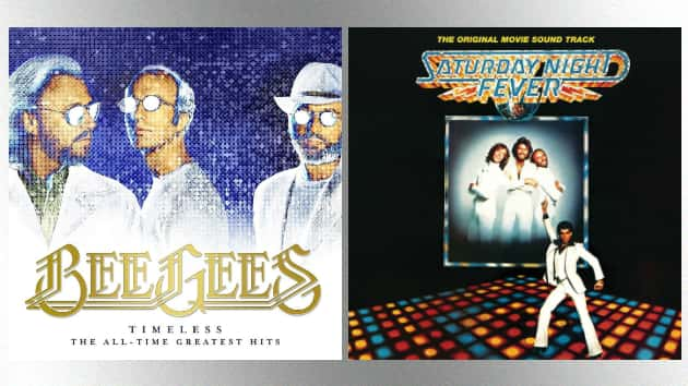 New Bee Gees Hits Compilation Remastered Quot Saturday Night