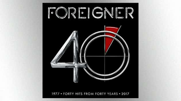 Foreigner Unveils Details Of 40th Anniversary Compilation