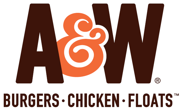 AW BCF Logo brown & orange