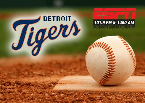 Tigers Flipper ESPN 2016