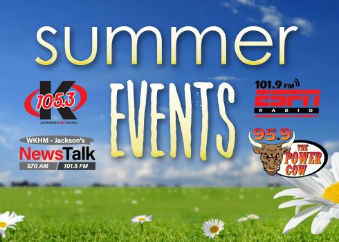 Summer Events WIBM Flipper New Logos