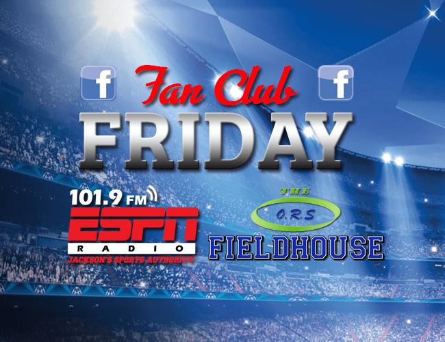 Fan Club Friday Flipper