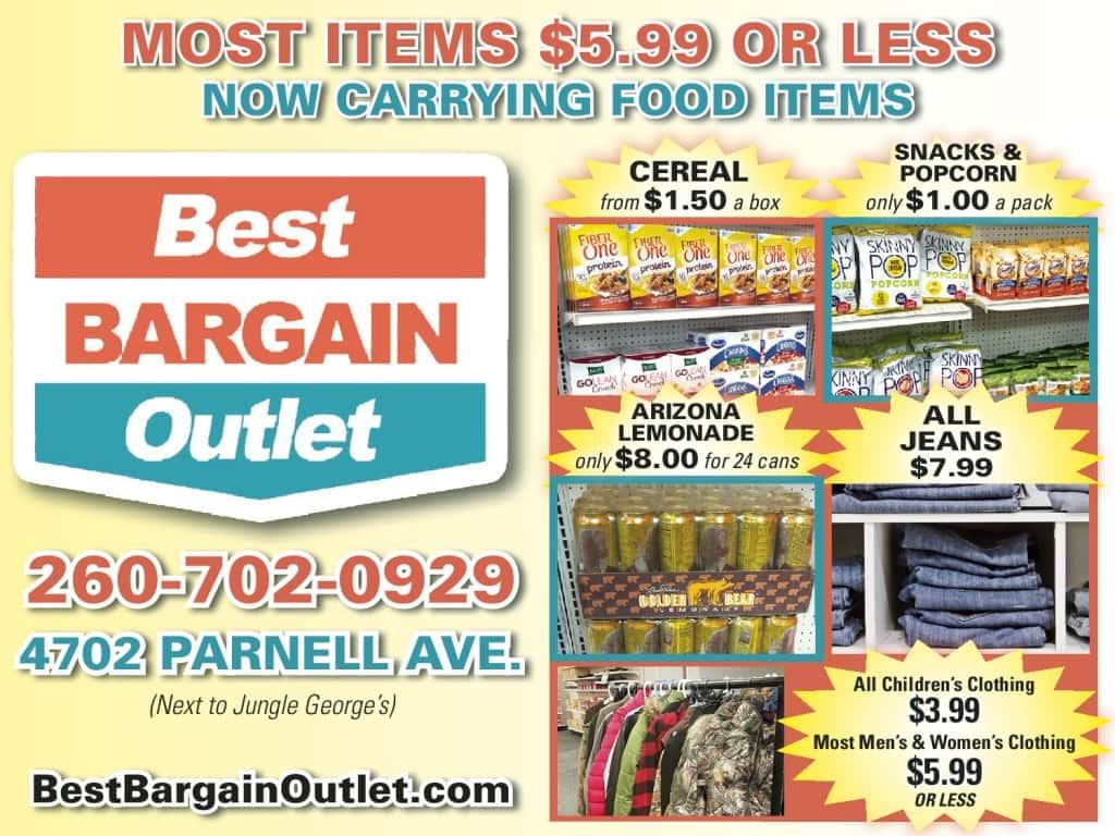 Best bargan Outlet