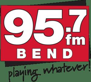 95.7FM LogowOutline