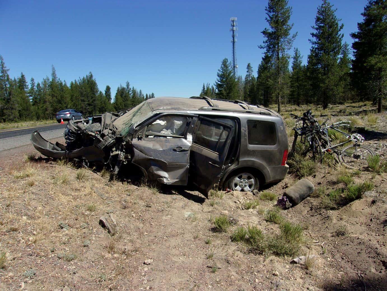 Boise Woman Killed In Hwy 97 Crash Mycentraloregon Com
